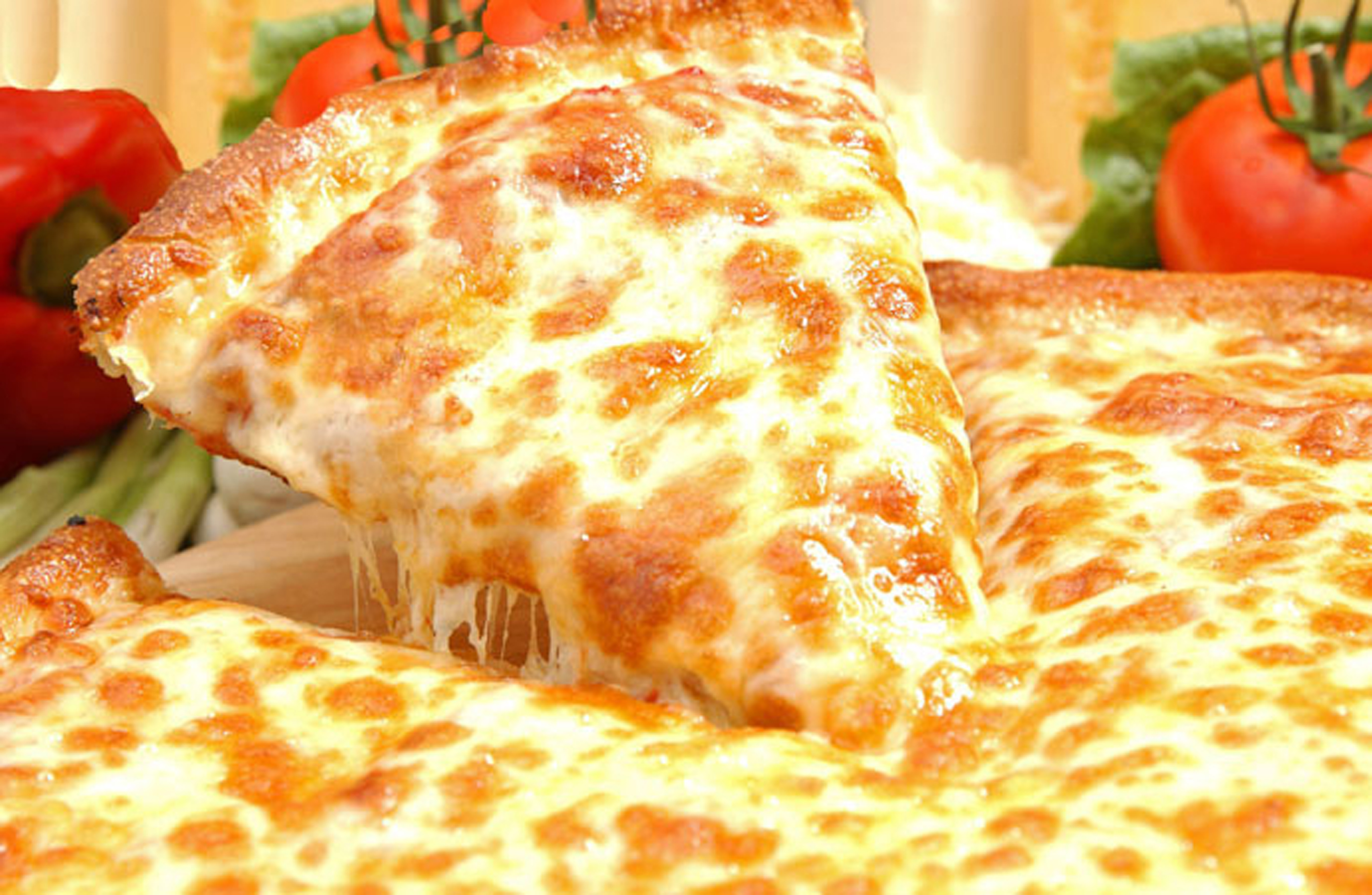 Health Benefits of Cheese Pizza